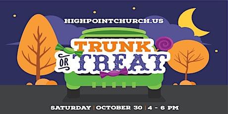 Highpoint Church Trunk or Treat 2021 tickets
