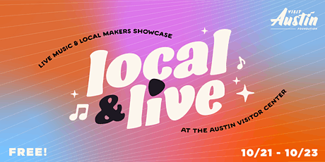 Free Local Maker & Live Music Showcase at the Austin Visitor Center tickets