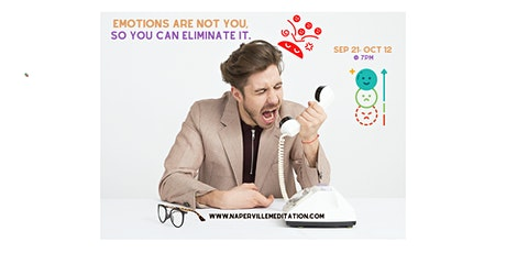 Emotions are not you tickets