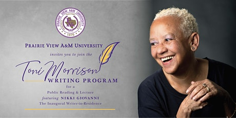 Public Reading and Lecture featuring Nikki Giovanni tickets
