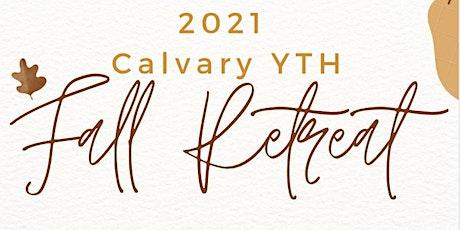 2021 Calvary YTH Fall Retreat tickets