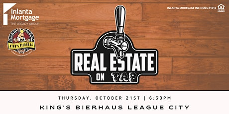 Real Estate on Tap tickets