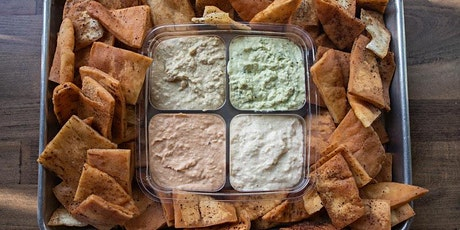 W Bar Wine Collaboration with Hummus Labs! Pairing Event tickets