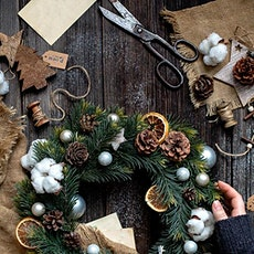 Create a Christmas Wreath Workshop tickets