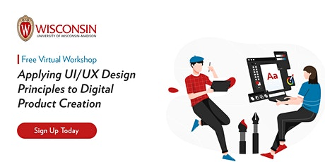 Applying UI/UX Design Principles to Digital Product Creation | Virtual tickets