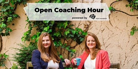 Mindshift Open Group Coaching Hour tickets