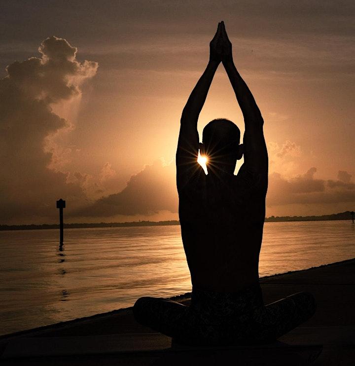 Hatha Yoga Under the Shade of Tradition's Gazebo image