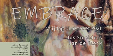 Modulab Eindhoven EMBRACE tickets