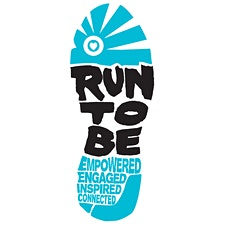 Run To Be logo