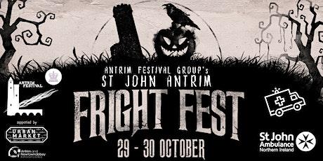 Antrim Festival Group's - Fright Fest tickets