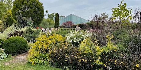 FALL COLOURS  GUIDED TOURS: Toronto Botanical Garden & Edwards Gardens tickets