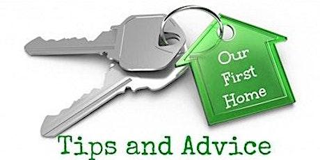 Wednesday, 11/3/2021 BCHG First Time Homebuyer Orientation tickets