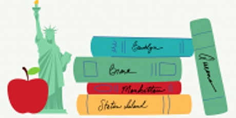 Your favorite NYC Books: Discussion and Book Giveaway tickets