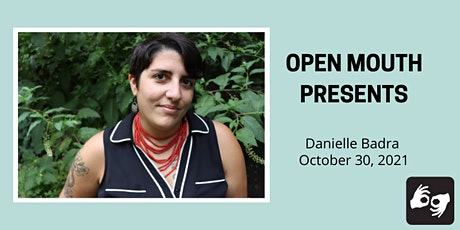 Open Mouth Presents: A Contrapuntal Workshop with Danielle Badra tickets