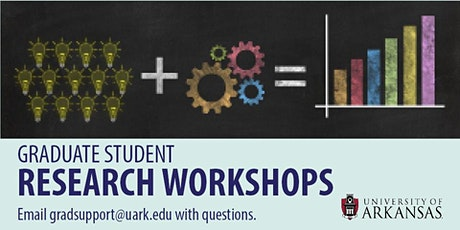 How to Commercialize Your Research tickets