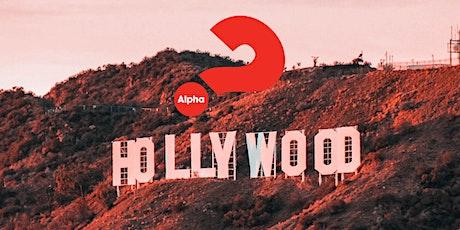 Alpha Hollywood tickets