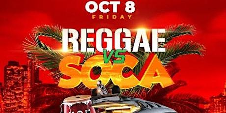 Reggae Vs Soca Midnight Yacht Party tickets