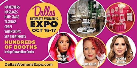 Dallas Women's Expo Beauty + Fashion + Pop Up Shops + DIY + Celebs, More tickets