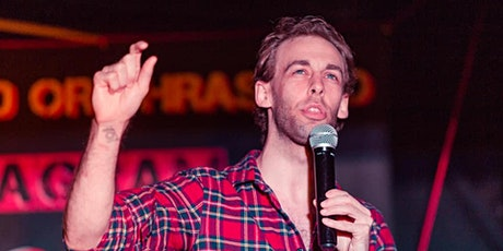 Ballard Comedy Club Presents Robert Pidde tickets