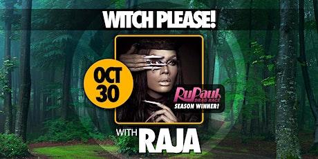 Raja[RuPaul's Drag race] Halloween Party tickets