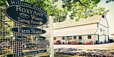 Harry & David Hosted Dinner at RoxyAnn Winer in Medford, Or. tickets