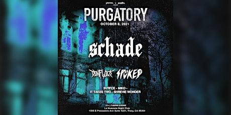 PURGATORY 2021 ft. SCHADE, SPÜKE, DON FLOCK, & More! tickets