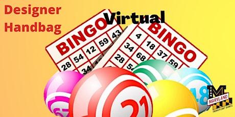 Virtual Designer Purse Bingo tickets