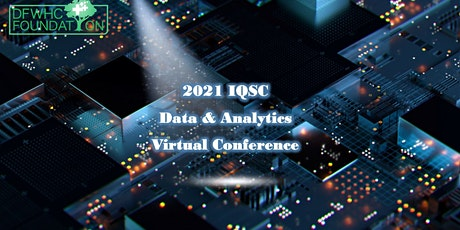 IQSC Data & Analytics  Conference 2021 tickets