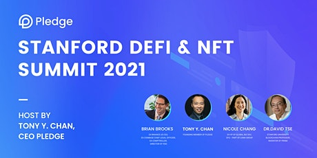 Defi & NFT Summit 2021 at the Stanford Faculty Club tickets