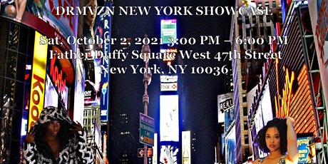 DRMVZN  LIVE  NYFW   FASHION  RUNWAY SHOWCASE tickets