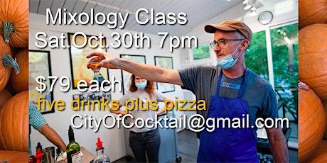 Public Mixology Workshop - Halloween weekend - inclusive Cocktail Making tickets