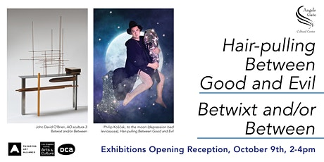 Exhibitions Opening Reception tickets