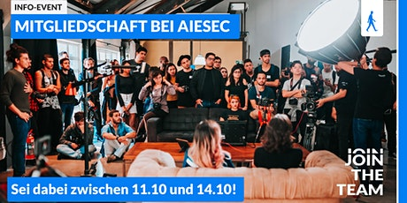 Recruitment Woche | AIESEC in Paderborn Tickets