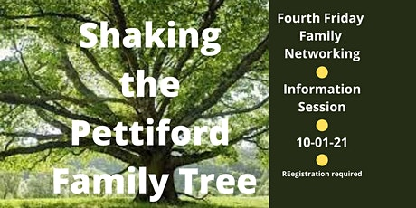 Fourth Friday Family Networking - Information Session tickets