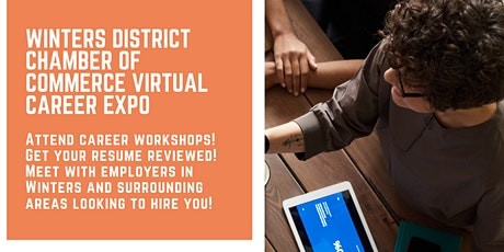 YoloWorks! & Winters Chamber of Commerce Virtual Career Expo tickets