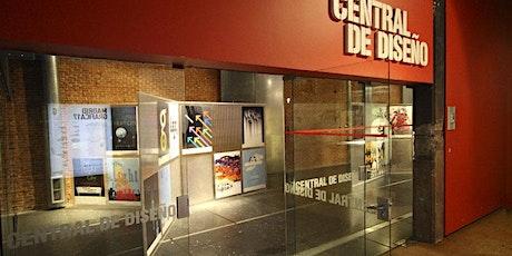Inauguración Madrid Gráfica 2021 (Exposiciones en la Central de Diseño) tickets