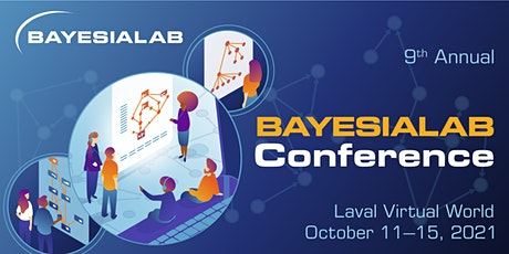 9th Annual BayesiaLab Conference at the Laval Virtual World tickets