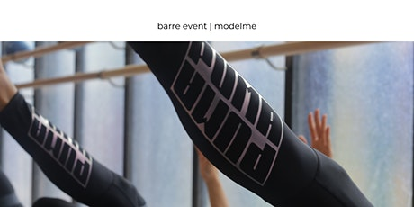 Barre Fitness Event (+ Well-Being Workshop) by modelme tickets