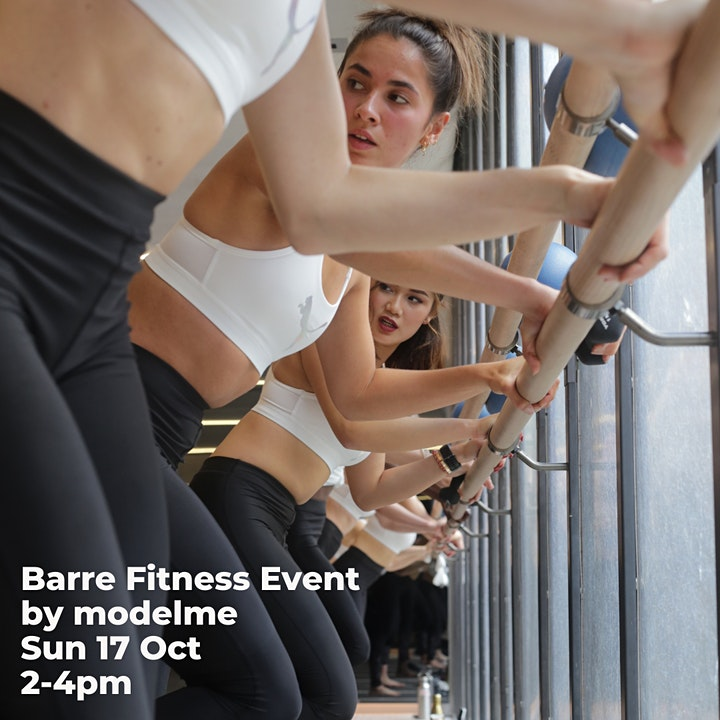 Barre Fitness Event (+ Well-Being Workshop) by modelme image
