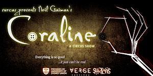 SURCAS presents Coraline
