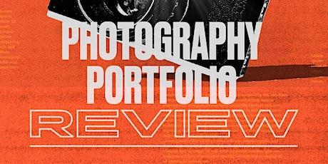 The 4th Annual SPD Photography Portfolio Review biglietti