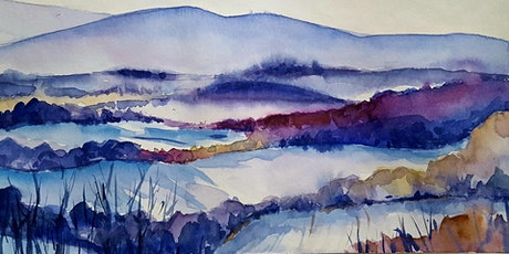 Workshop: Winter Watercolors (Ages 15+) tickets