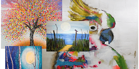 Plonk n Paint Fun Art Event tickets