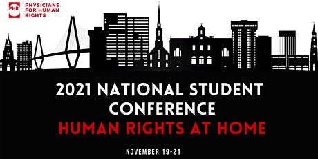 PHR National Student Conference: Human Rights at Home tickets