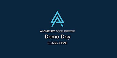 Alchemist Accelerator Class XXVIII Demo Day tickets