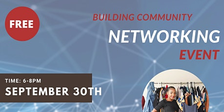 Building Community Networking Event tickets