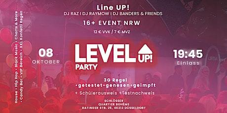LevelUP! Party x Schlösser Quartier Boheme Düsseldorf Tickets