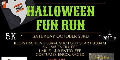 RL4Restoration Halloween Fun Run tickets