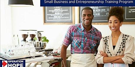 Operation Hope Small Business Development Workshop tickets