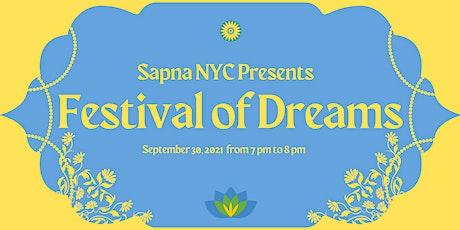 Festival of Dreams Virtual Gala 2021 tickets